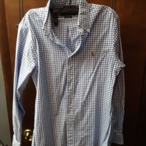Ralph Lauren Slim Fit Button Up
